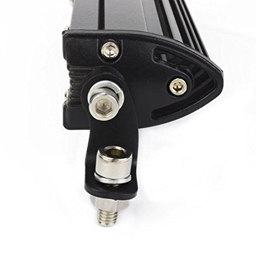 限定1個♪Safego 36W LED作業灯 汎用LEDライトバー オフロード 12LED ワークライト12v/24v対応 C_画像7