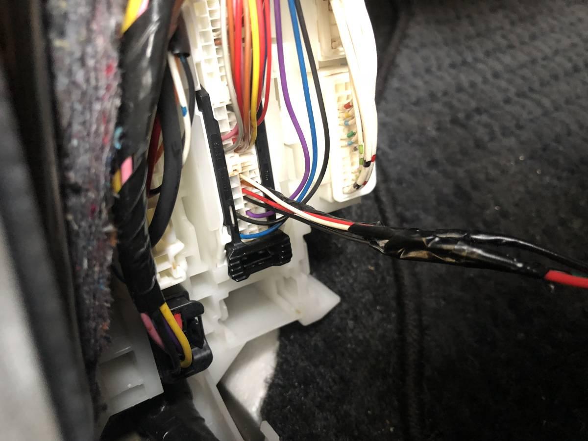 アルパイン 9インチ SDナビ EX009V フルセグ ZVW30 プリウス パネル付き BIG-X_画像6