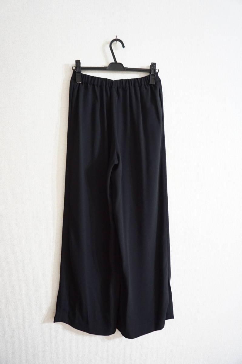 未使用 col pierrot 2016AW 2 Tuck Wide Pants タックワイドパンツ スラックス lisiere アパルトモン MUSE de ドゥーズィエムクラス_画像2