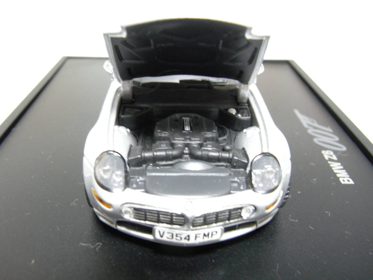 【BMW別注】 1/43 MINICHAMPS BMW Z8 James Bond Edition 1999 ジェームズボンド 007 The World Is Not Enough 007 ミニチャンプス_画像6
