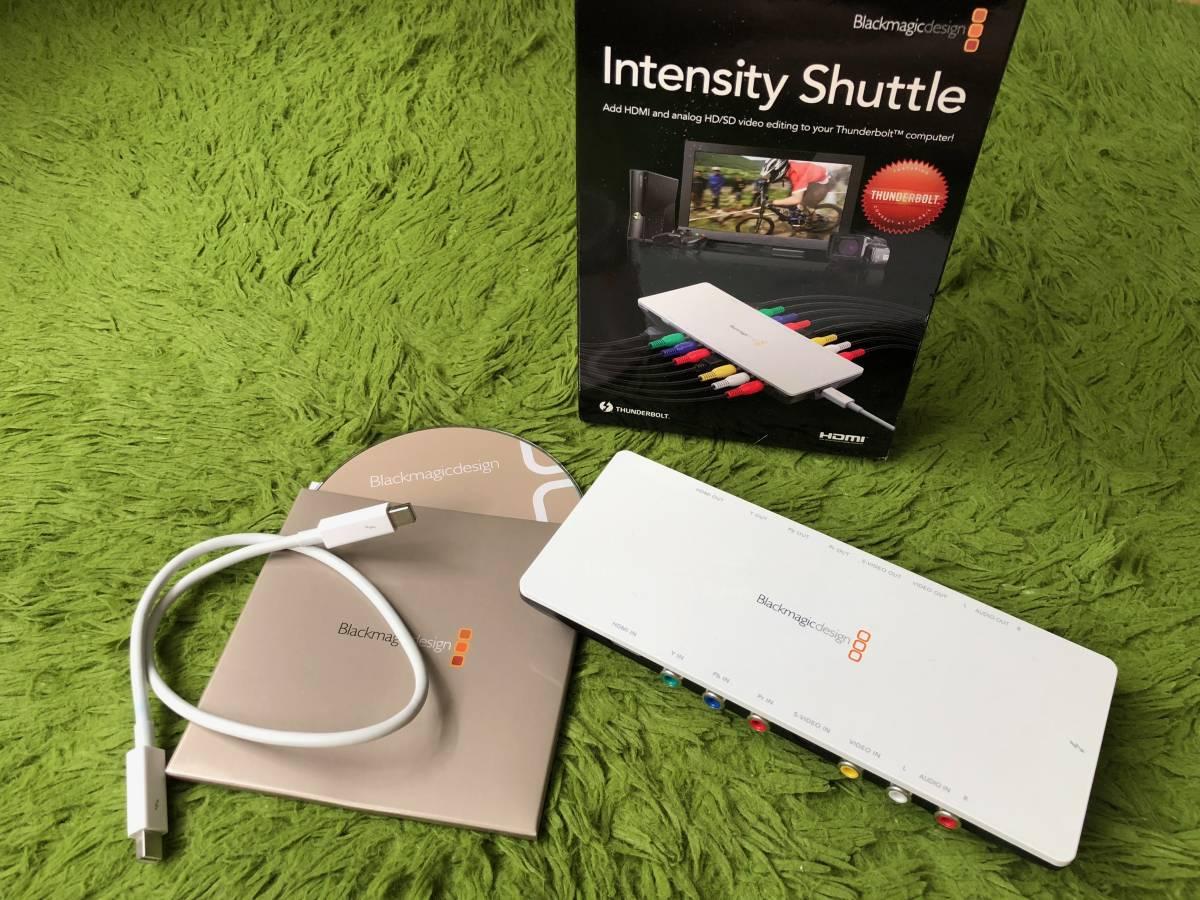 【美品】Intensity Shuttle for Thunderbolt 【Mac】_画像3