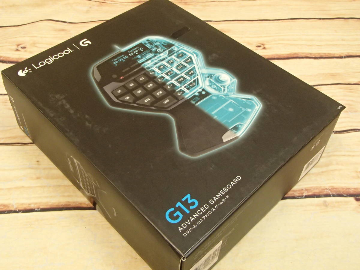 ■Logicool ロジクール G13r Advanced Gameboard アドバンスゲームボード ジャンク■
