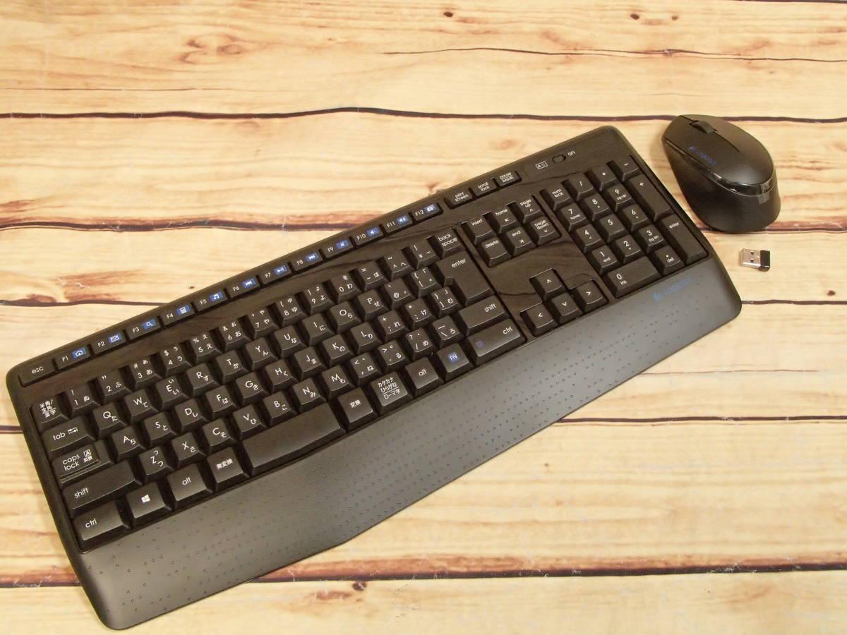 ◎Logicool ロジクール ワイヤレスコンボ WIRELESS COMBO MK345◎_画像2