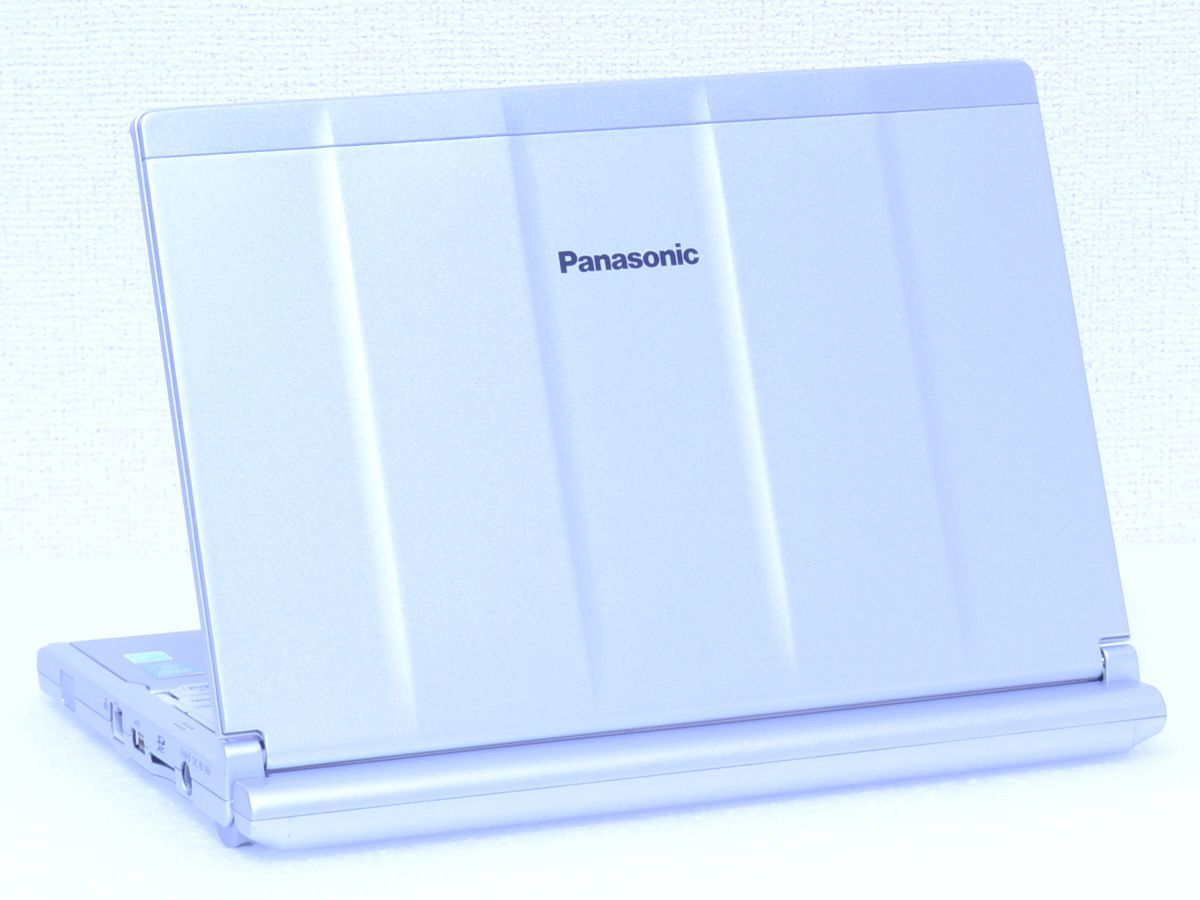 【超美品】Panasonic Let's note CF-SX3★Core i5 4300U 8GB SSD512GB★スーパーマルチ MS Office 2016 付 Bluetooth★Win10/7/8.1_画像8