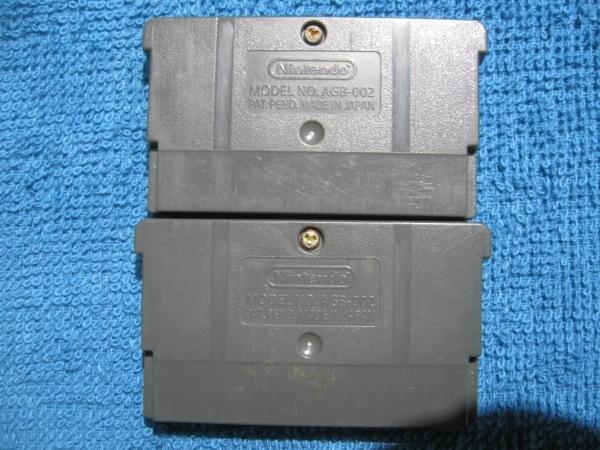GBA ファイナルファイトONEワン キングオブファイターズEX2 ハウリングブラッド 正常動作確認済み 2本 プレミア ゲームボーイアドバンス_画像2