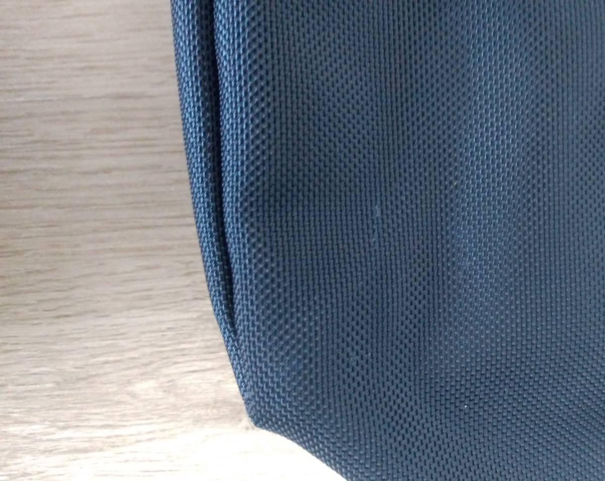 JAL限定品 ネイビー色 TUMI トゥミ バリスティックナイロン製エクスパンダブルトートバッグ 26296NVY2E_画像9