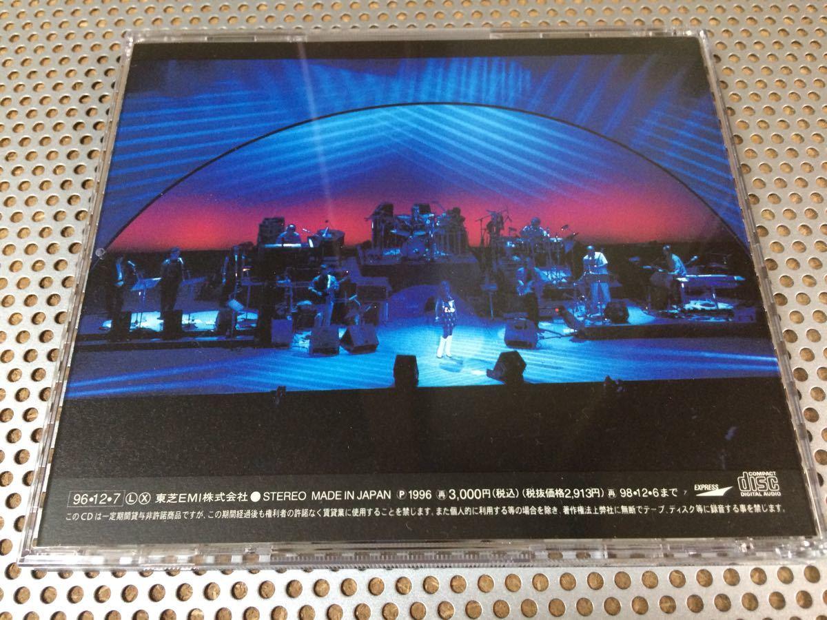 ★美品★ 松任谷由実 Yumi Arai The Concert with old Friends TOCT-9770 送料¥180円_画像2