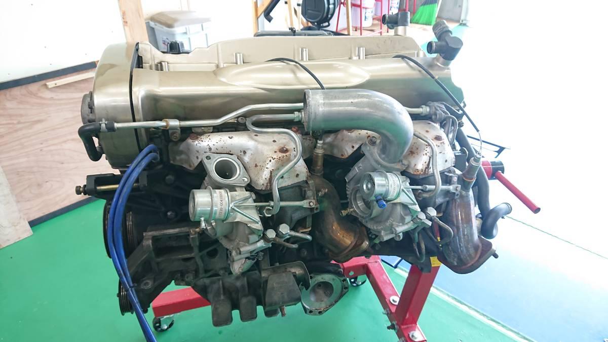 スカイラインGTR、RB26DETエンジン(ニュル・NUR)、HKS製Vプロ(同エンジン用)、サクションキット他_画像6