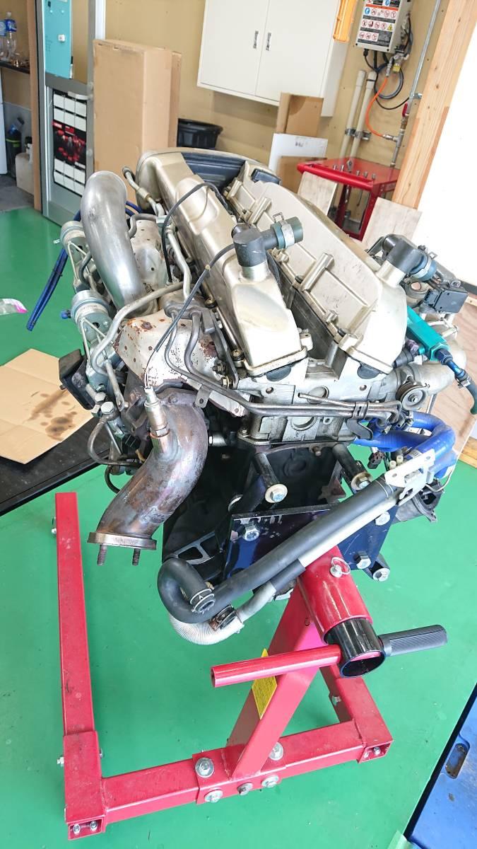 スカイラインGTR、RB26DETエンジン(ニュル・NUR)、HKS製Vプロ(同エンジン用)、サクションキット他_画像2