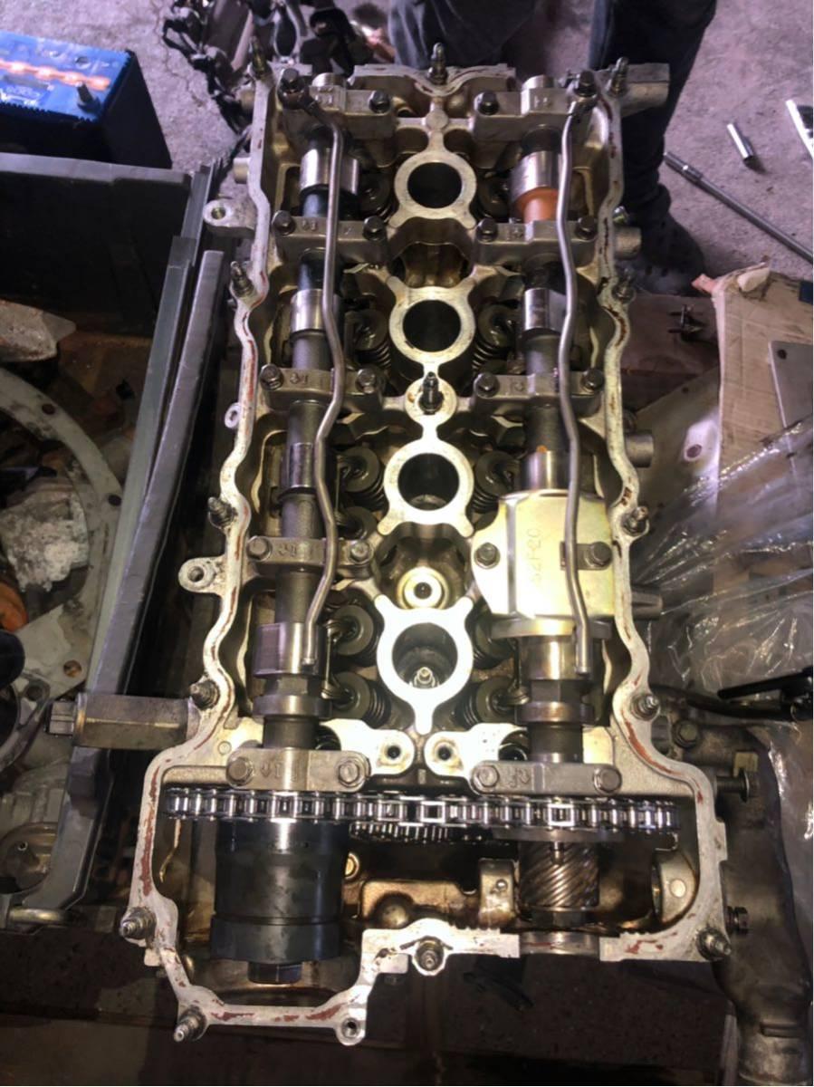 s14 後期 sr20det エンジン シルビア ターボ_画像3