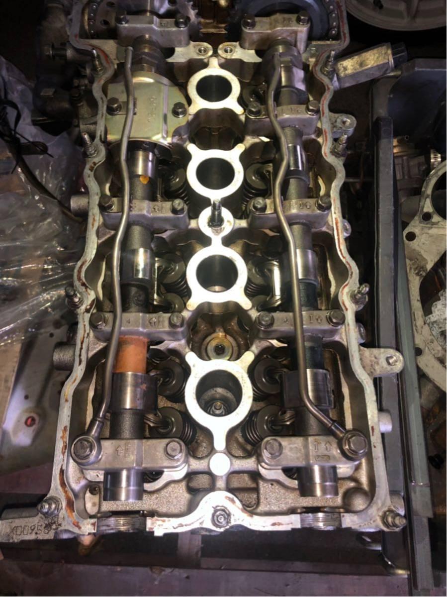 s14 後期 sr20det エンジン シルビア ターボ_画像4