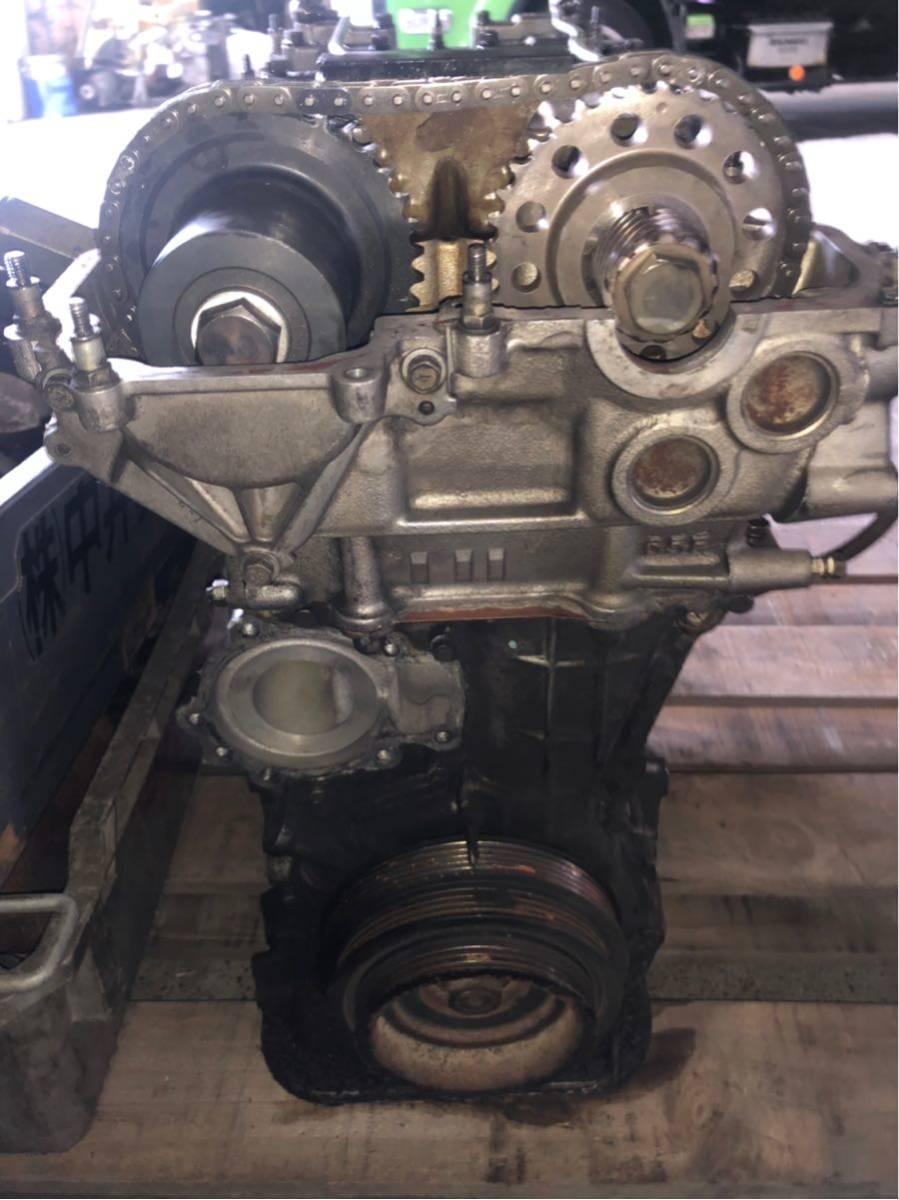s14 後期 sr20det エンジン シルビア ターボ_画像6