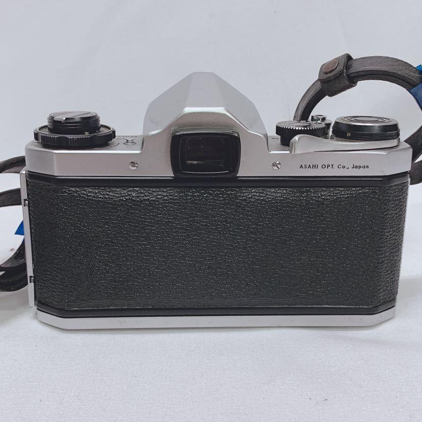 ASAHI PENTAX SV ペンタックス フィルムカメラ レンズ Super-Takumar 1:1.8/55 R尼0814_画像5
