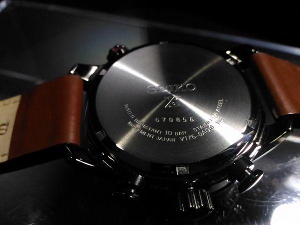 【1円 プロスペックス SOLAR】PROSPEX セイコー SEIKO ソーラー メンズ 逆輸入モデル 腕時計 クロノ 新品 防水100m 未発売 腕時計 ウォッチ_画像7