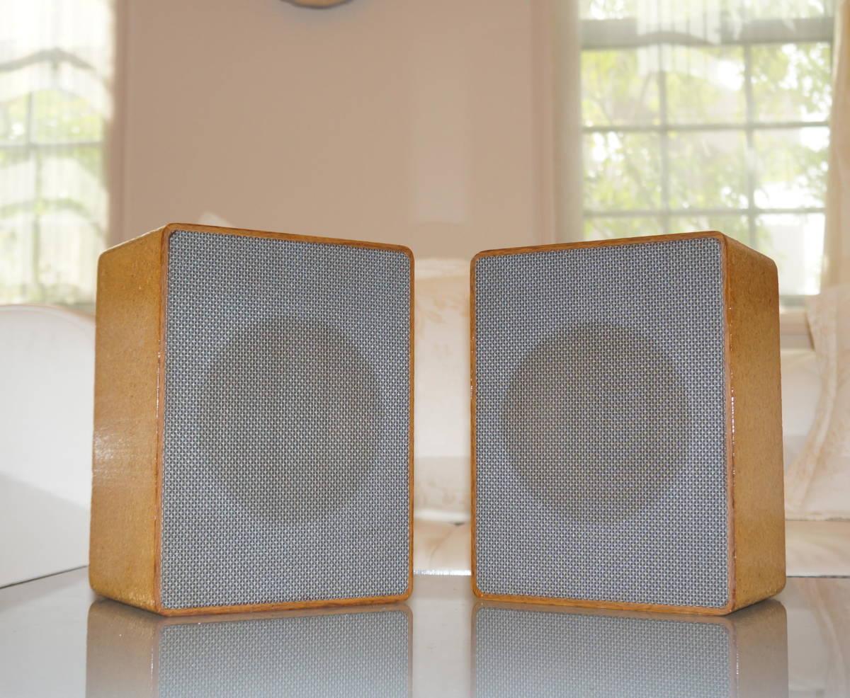 NECKERMANN 33751 mini-Box / PHILIPSの6インチユニット 美音