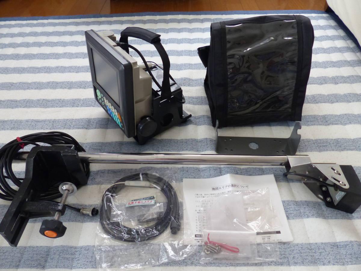 超美品 お得 フルセット ホンデックス GPS HE-61GPⅡ 5型 _画像9