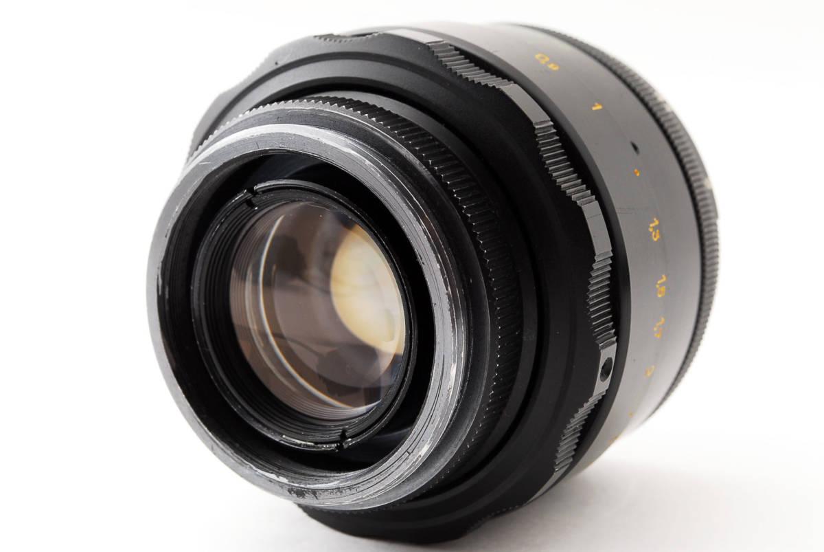 ★極上美品★ヘリオス HELIOS-44-2 58mm F2 M42 #3284_画像4