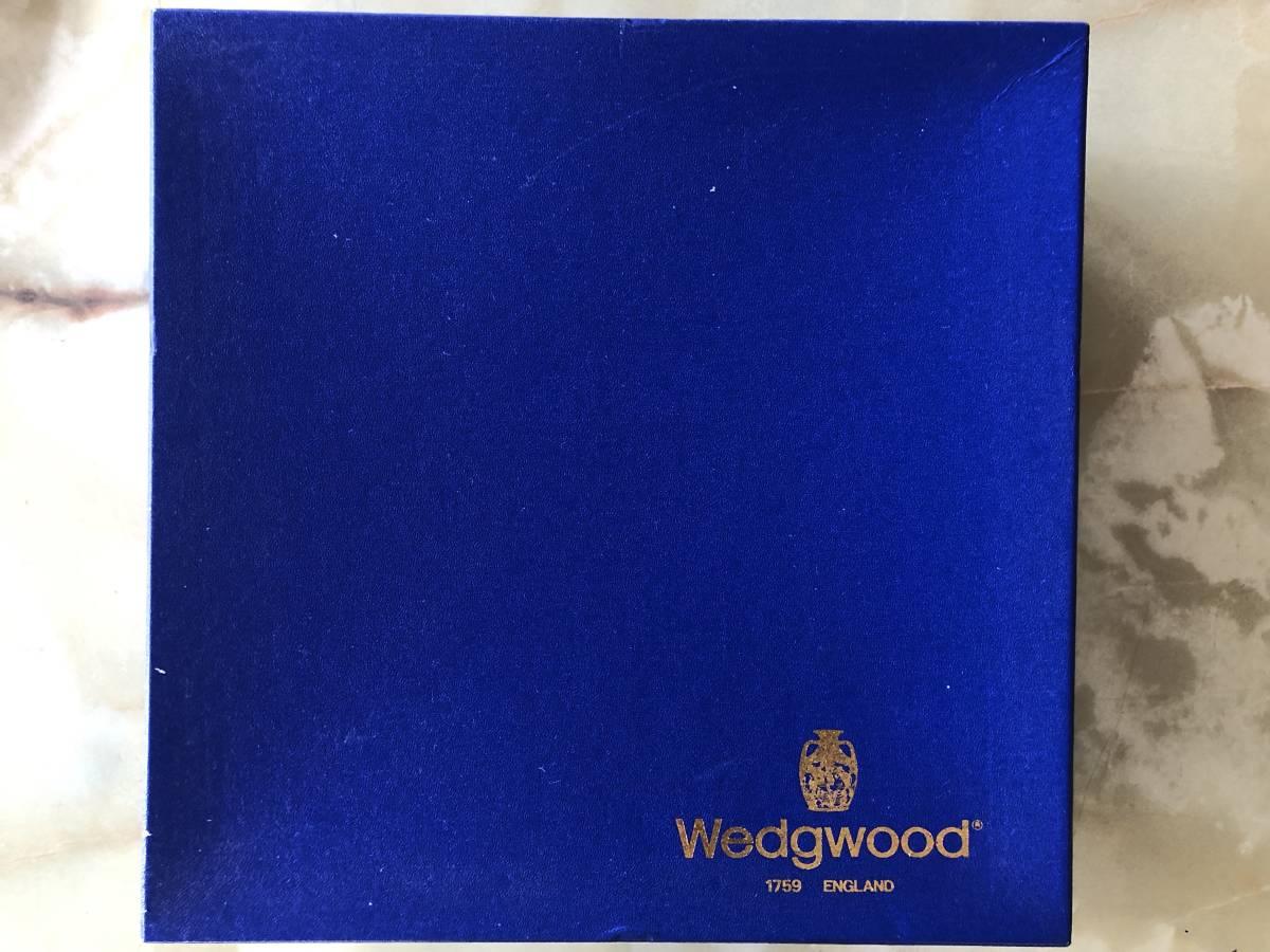 ☆新品 稀少 Wedgwood フロレンティーンターコイズ サラダソーサー 16cm 6枚 & クーププレート 23cm 6枚_画像6