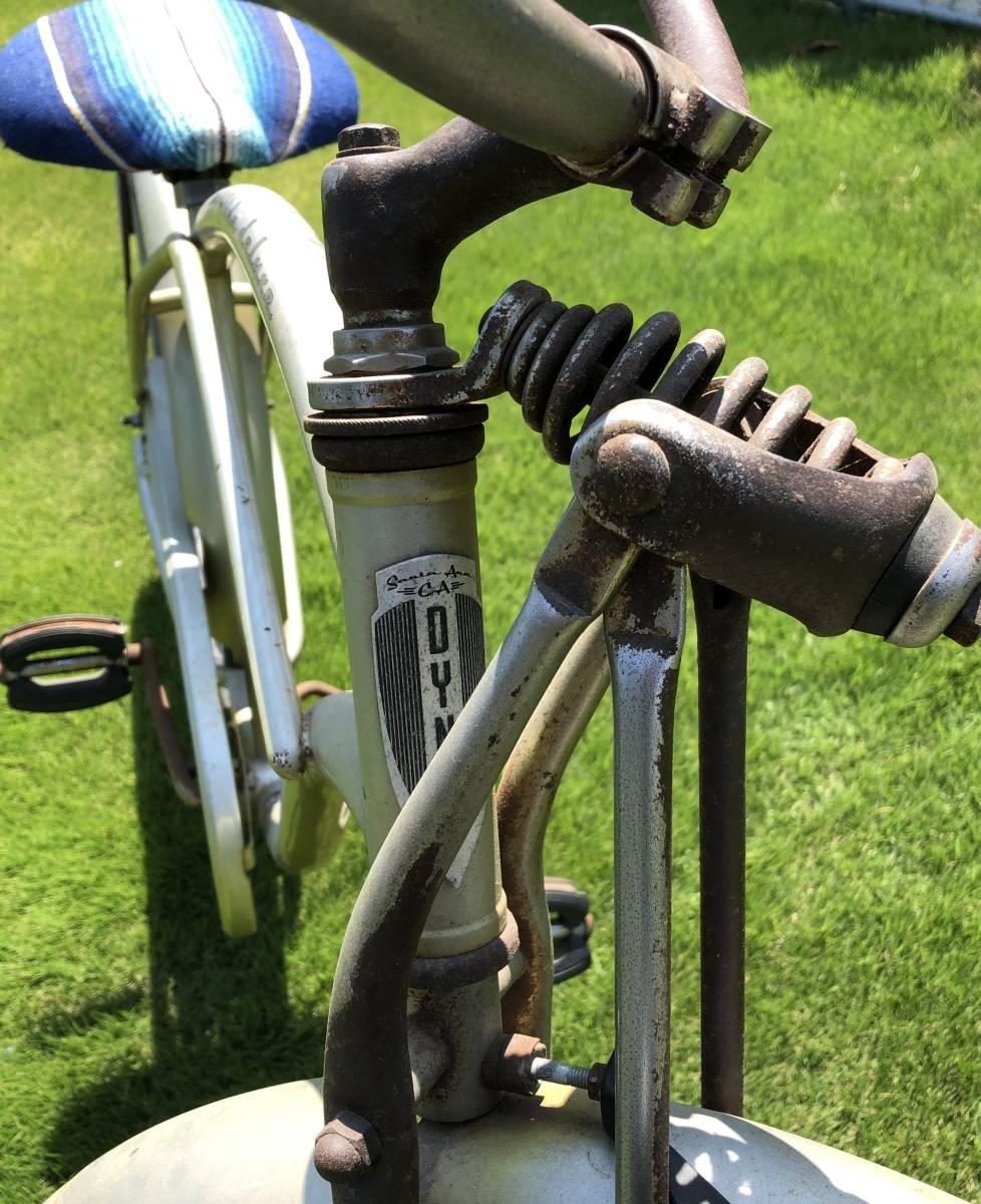 シュウィン ビンテージ 限定車 オリジナル ビーチクルーザー サーフィン 自転車 実働車 アメリカン ローチャリ _画像3