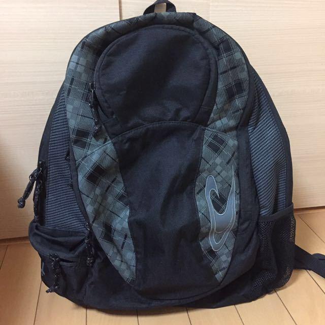 オニール O'NEILL リュックサック アウトドア バッグパック グレーチェック【大容量】