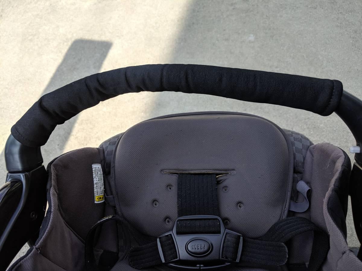 コンビ ベビーカー ディアグラッセ XA-500_画像10