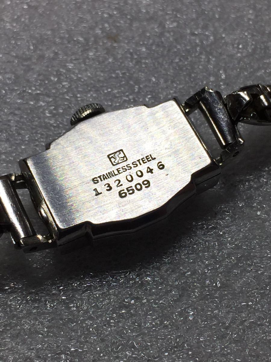 美品 腕時計 セイコー アンティーク 手巻き レディース 4点セットです。稼働ok_画像7