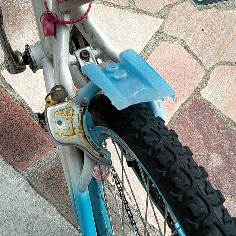 キッズ 自転車 女の子 22インチ _画像7