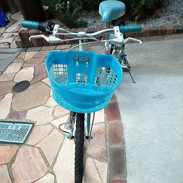キッズ 自転車 女の子 22インチ _画像2