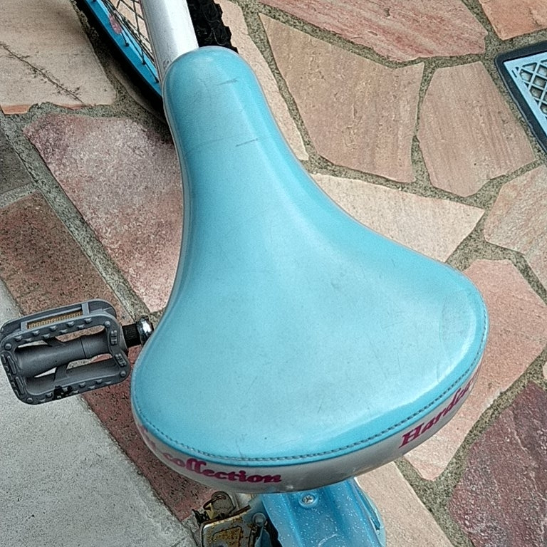 キッズ 自転車 女の子 22インチ _画像8
