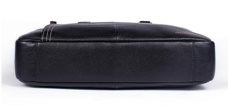 【超高級定価48万円】注目新作 新品推薦 高級牛革 本革 メンズ ビジネスバッグ ブリーフケース14PC A4対応鞄大容量書類かばん ブラック a65_画像2