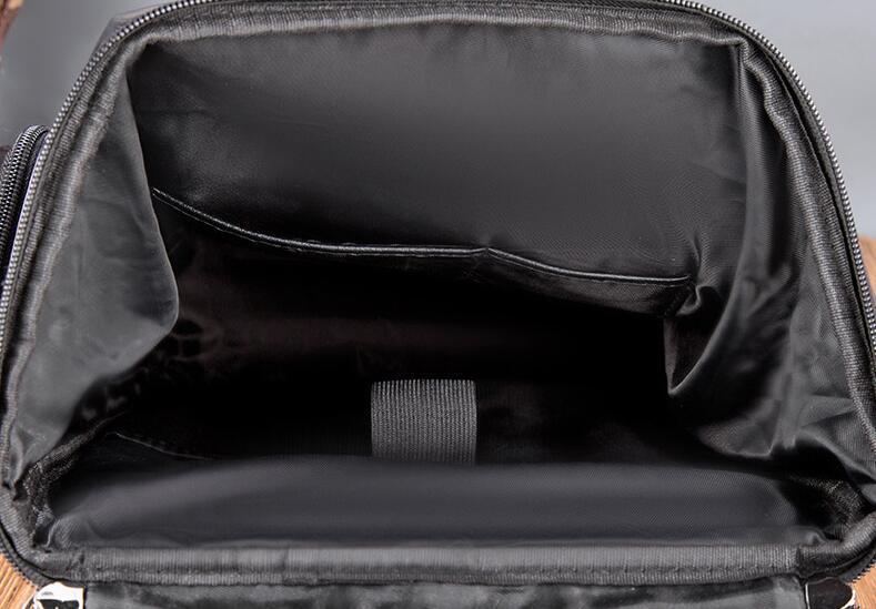【超高級定価35万円】 大人気 新品推薦 本革 100%高品質 通勤バッグ 大容量 ビジネスバッグ ブラックメンズバッグ d-67_画像7