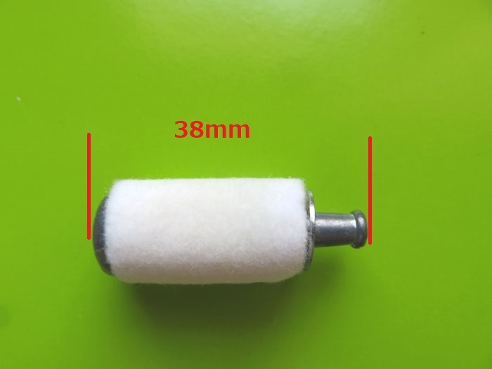 燃料フィルター 動力散布機 互換製品 動散 ヤンマー 共立 丸山 DMC DMA DMD MDJ MD  ストレーナ― (Filter tillotson)_画像2