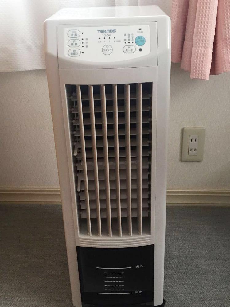 ◆テクノイオン冷風扇スリムタイプ 美品◆_画像2