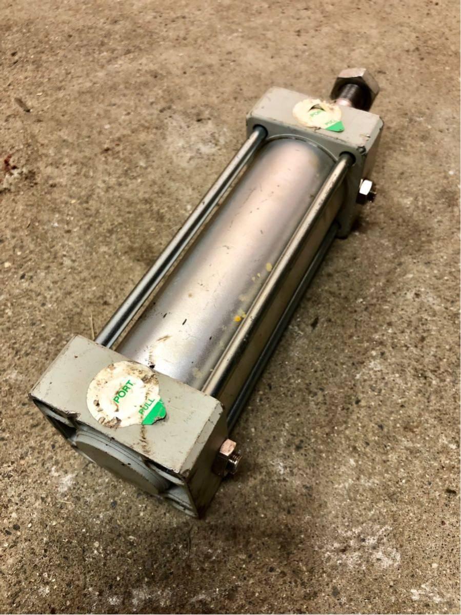 CKD シリンダー SCA2-FA-50B-100-T エアーシリンダー 設備 道具 工具_画像9