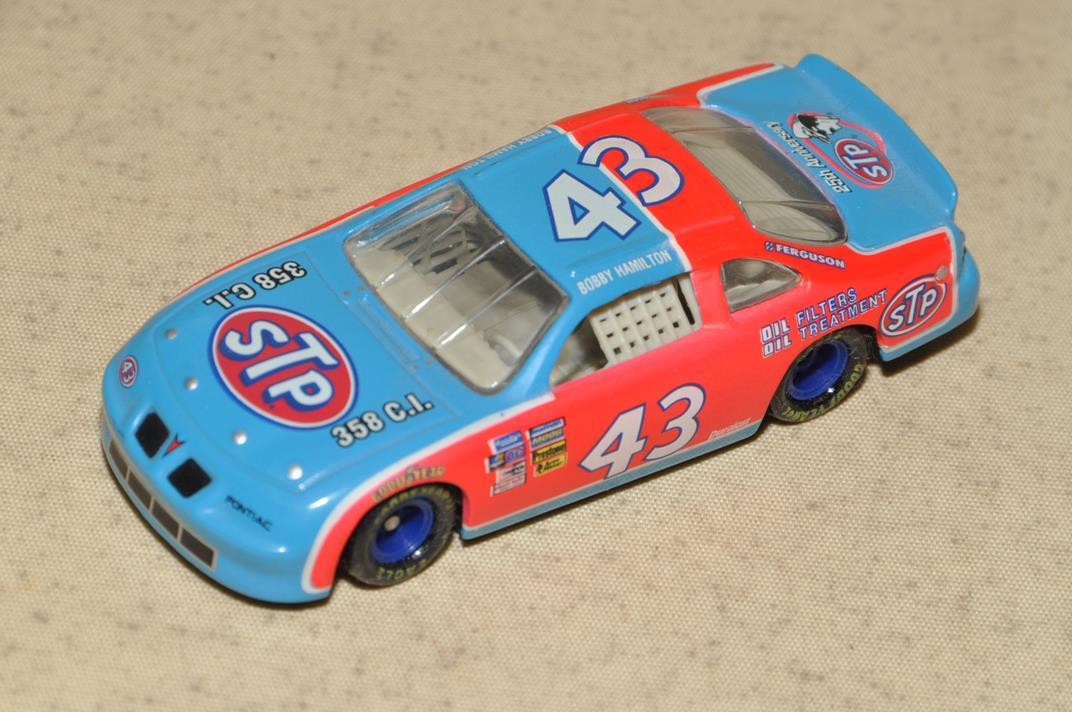 アクション NASCAR 25th アニバーサリー STP No.43 1996 S=1/64_画像1