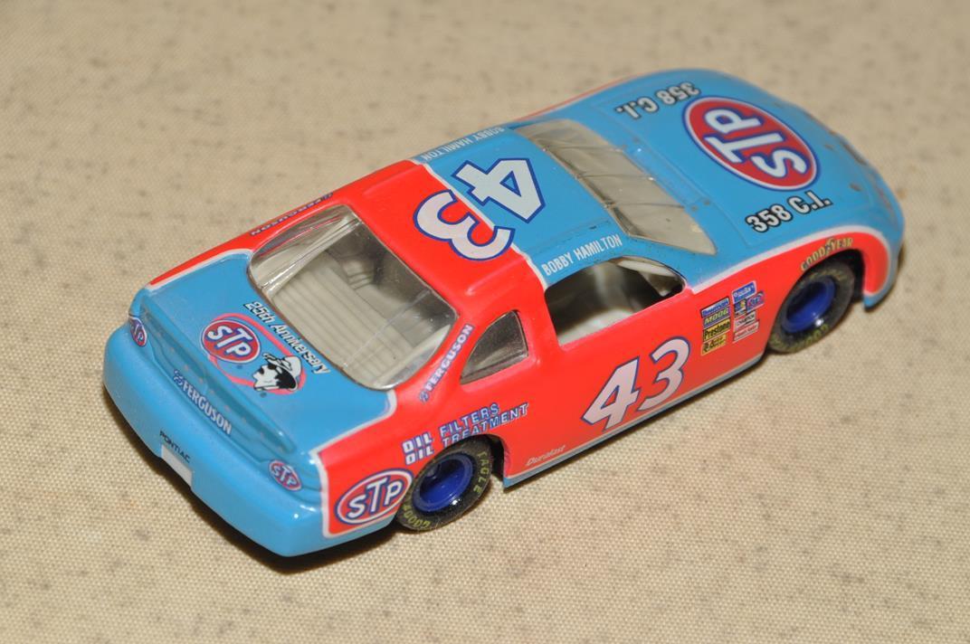 アクション NASCAR 25th アニバーサリー STP No.43 1996 S=1/64_画像2