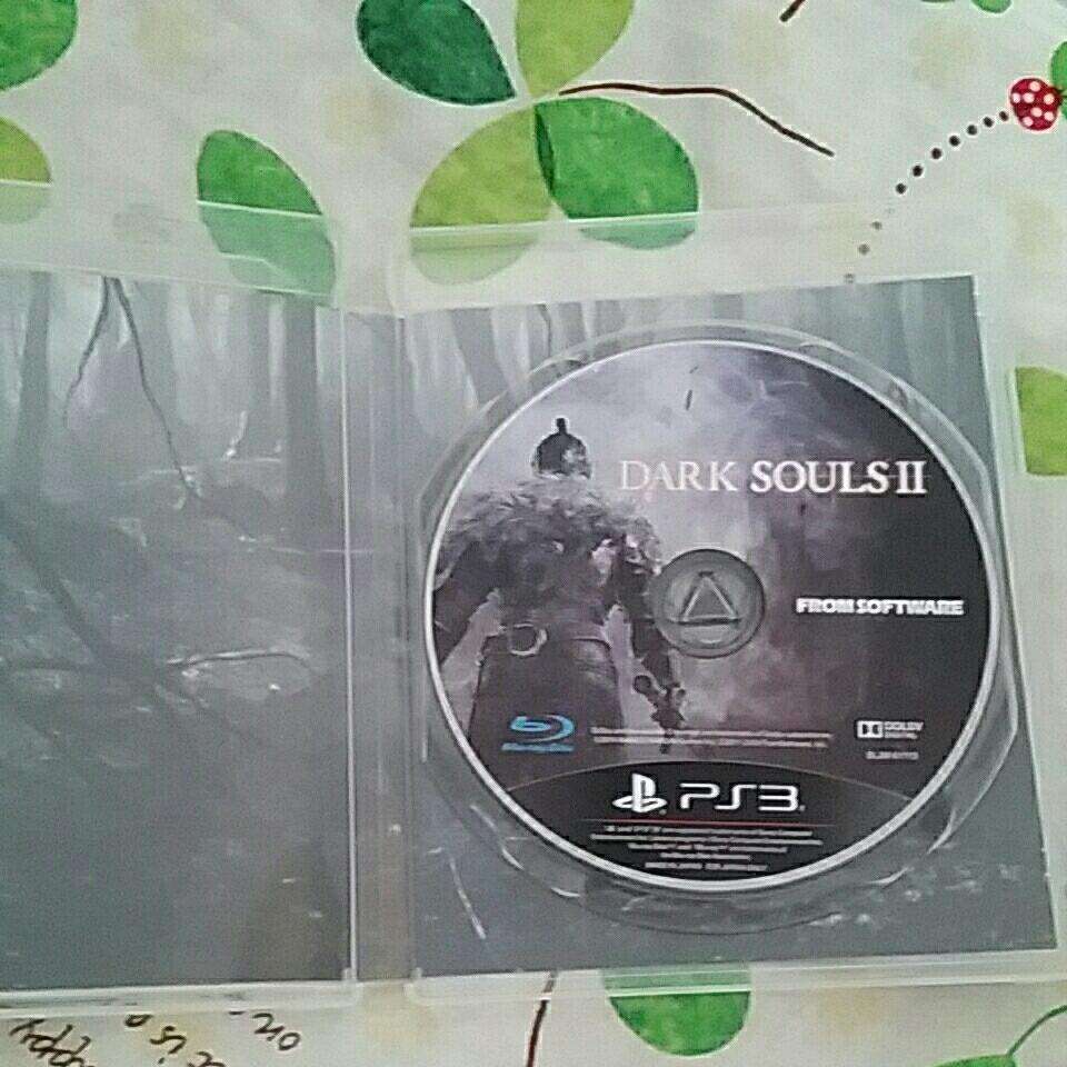 ダークソウル2 DARK SOULS2 PS3ソフト