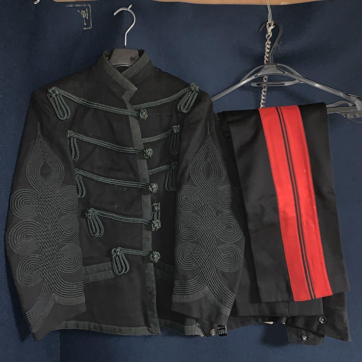 ⑫秘蔵品最後の陸軍大将軍服 大将名前入り 本場フランス製特注品 上着 ズボンセット 美品