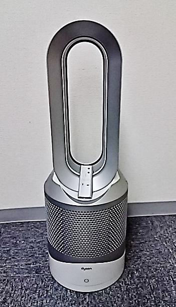 ダイソン dyson pure hot+cool 空気清浄機ファンヒーター _画像9