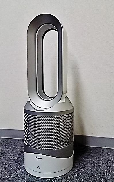 ダイソン dyson pure hot+cool 空気清浄機ファンヒーター _画像5