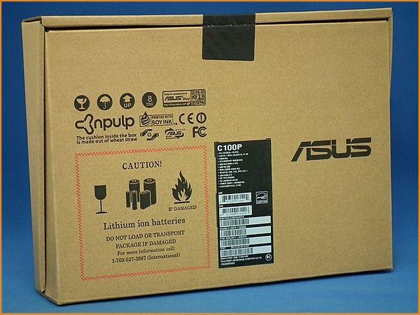 ASUS Chromebook Flip ノートパソコン C100PA-FS0002 Chrome OS/10.1インチ/Quad-Core RK3288C/4GB/eMMC16GB_画像2