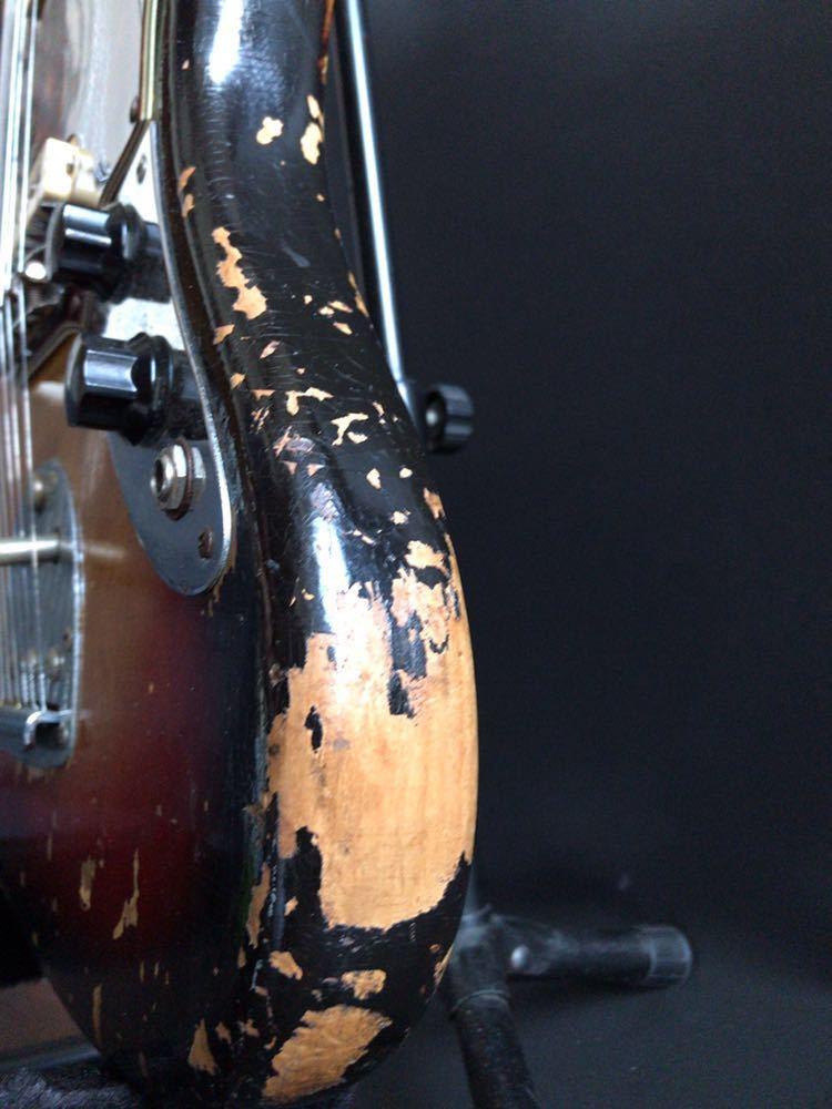 フェンダー ジャガー 63年製 ビンテージ fender usa jaguar_画像9