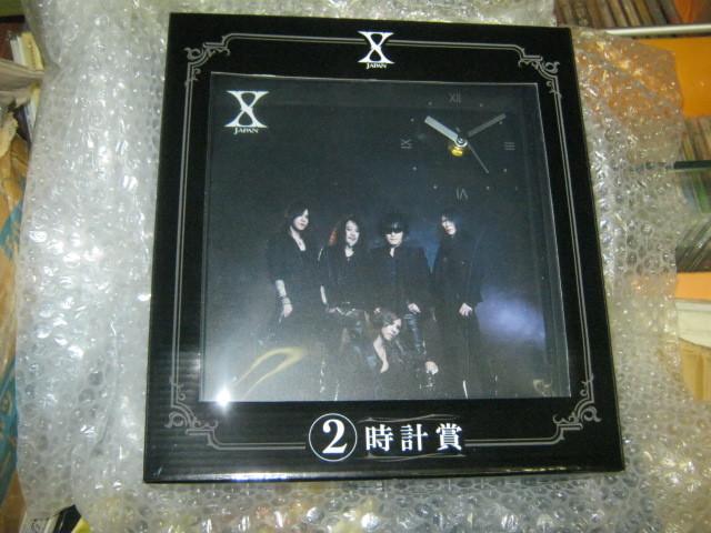 X エックス / ②時計賞 未開封 X JAPAN YOSHIKI HIDE TOSH TAIJI PATA_画像1