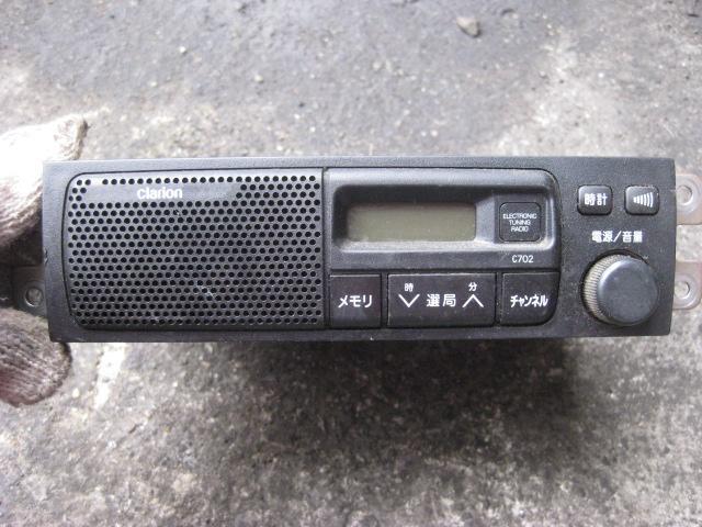 ミニキャブ U61V ラジオ_画像2