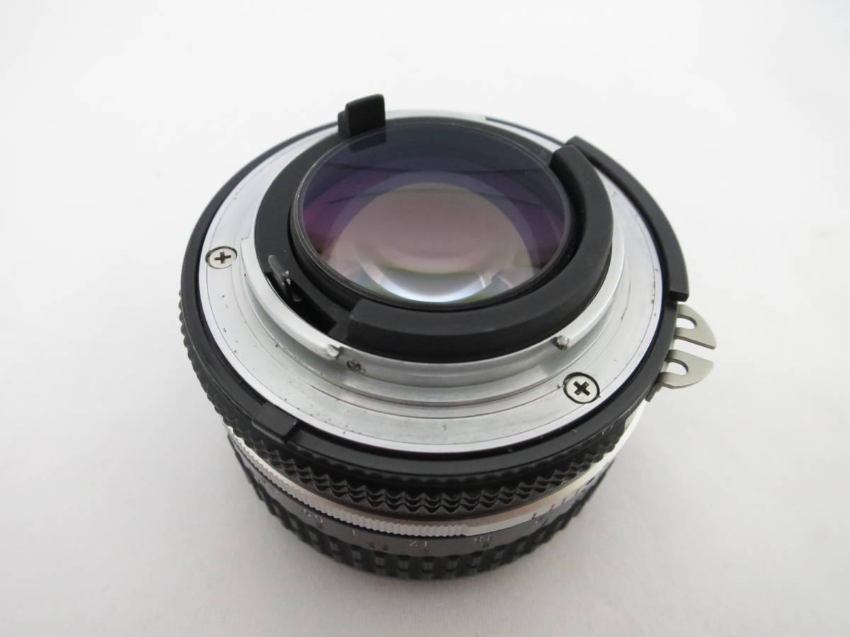 Nikon ニコン NIKKOR 50㎜ f1.4_画像4
