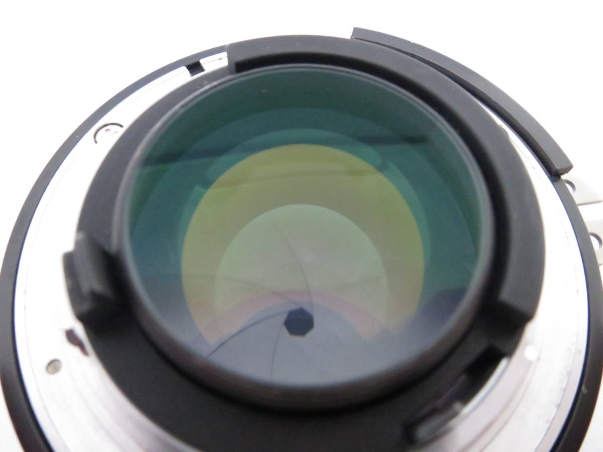 Nikon ニコン NIKKOR 50㎜ f1.4_画像6