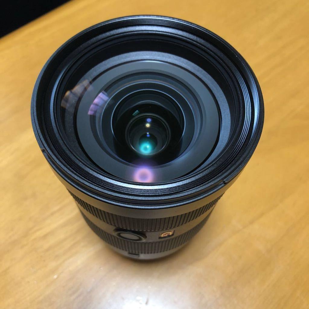 ☆美品☆ SONY SEL2470GM FE 24-70mm F2.8 GM Eマウント レンズフィルターのオマケ付き_画像2