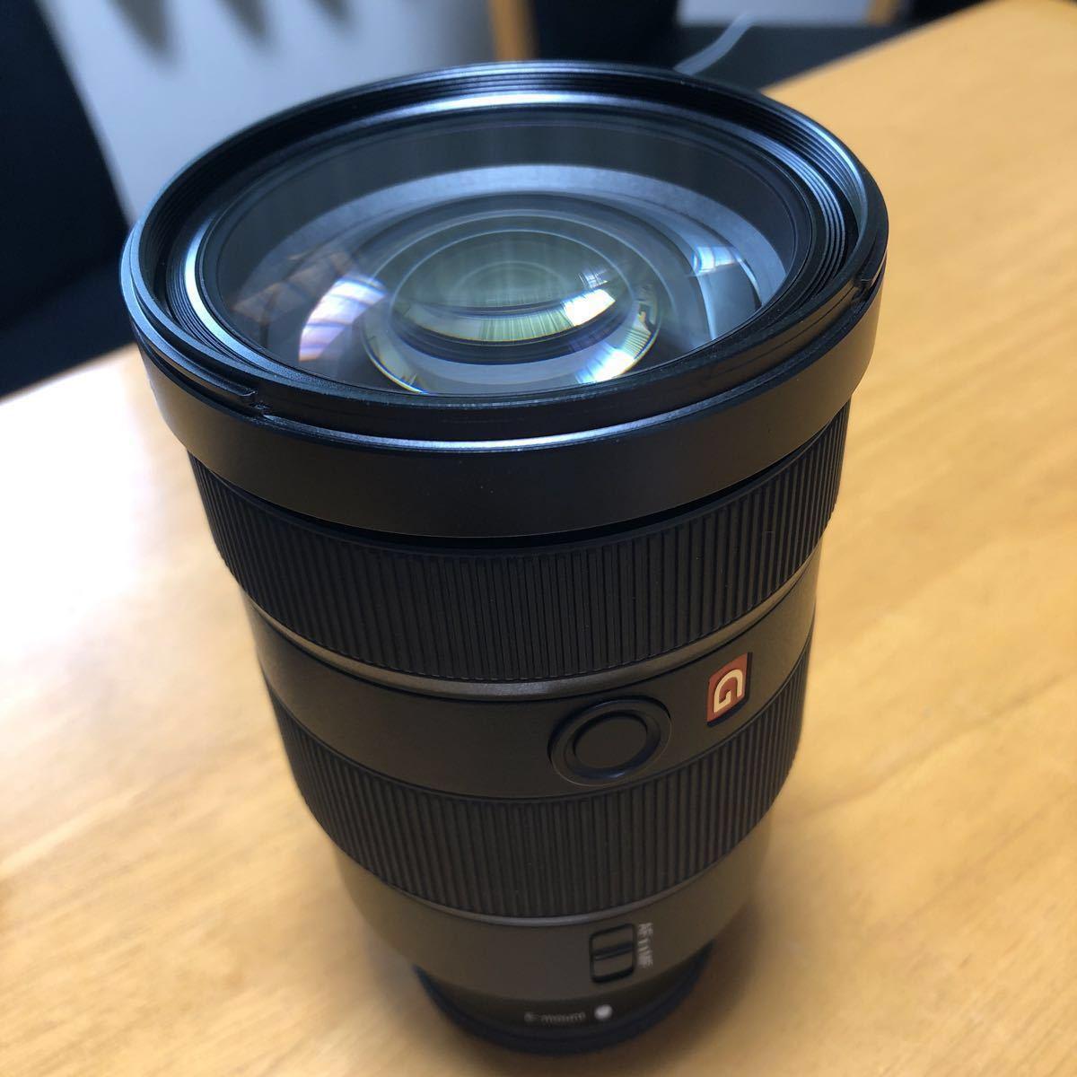 ☆美品☆ SONY SEL2470GM FE 24-70mm F2.8 GM Eマウント レンズフィルターのオマケ付き