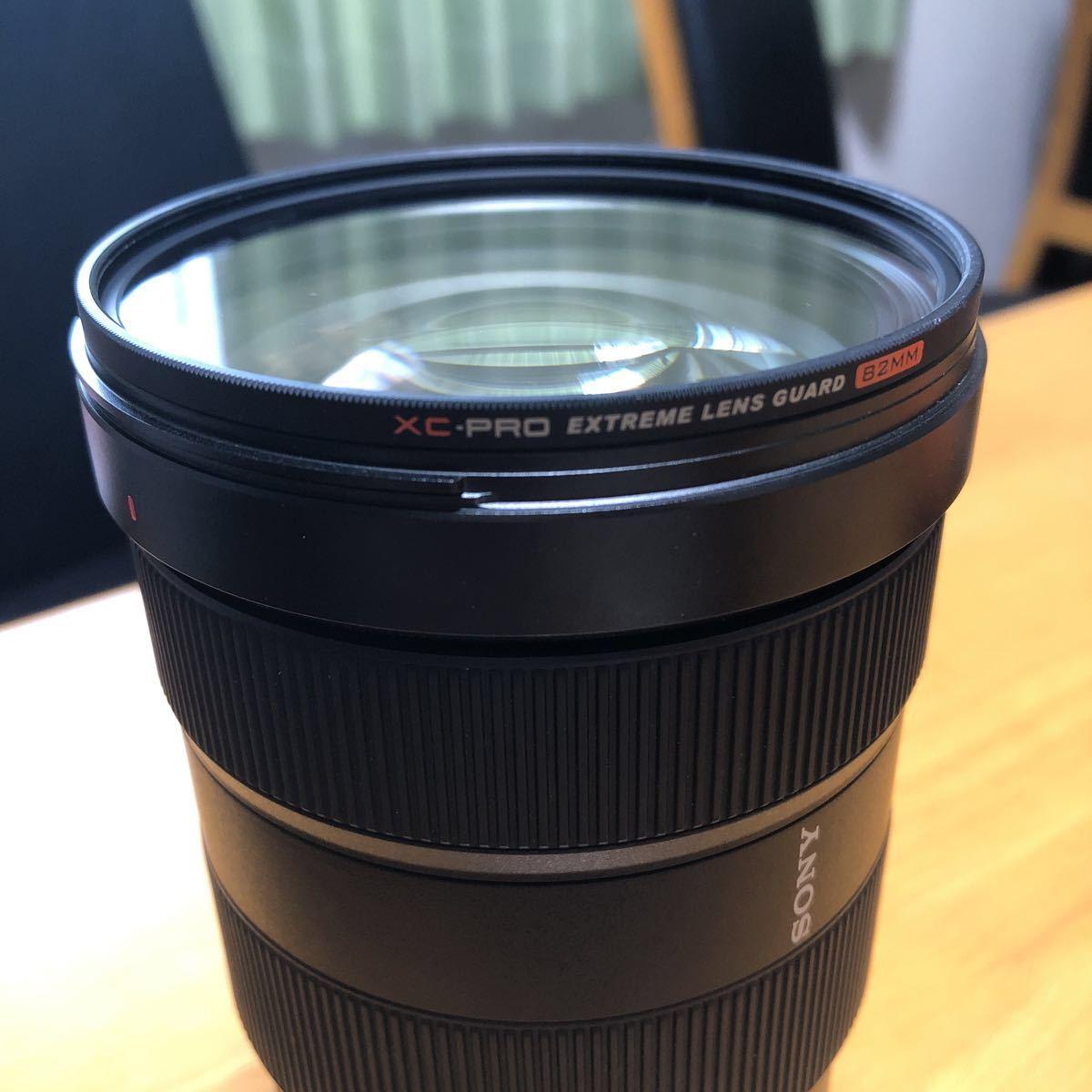 ☆美品☆ SONY SEL2470GM FE 24-70mm F2.8 GM Eマウント レンズフィルターのオマケ付き_画像9
