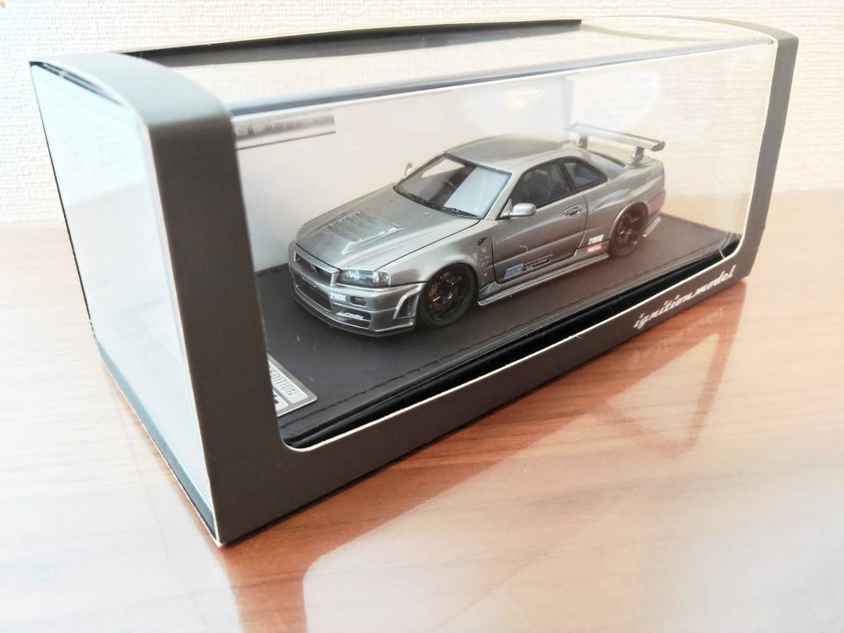 1 43 Ignitionmodel Nismo Omori Factory Crs Hobby Forum Ver. Limited Edition